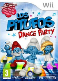 Los Pitufos Dance Party Wii