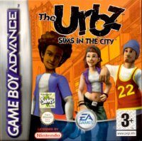 Los Urbz: Sims en la ciudad Game Boy Advance