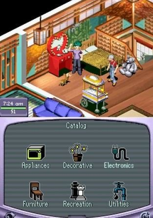 CITY TÉLÉCHARGER IN LES THE SIMS GBA URBZ LES