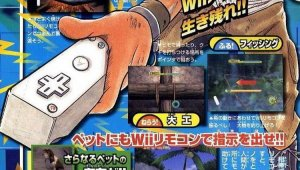 Scans de Lost in Blue para Wii
