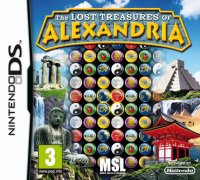 Lost Treasures of Alexandria Nintendo DS