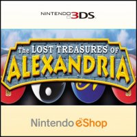 Lost Treasures of Alexandria Nintendo 3DS