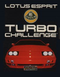 Lotus Esprit Turbo Challenge Spectrum