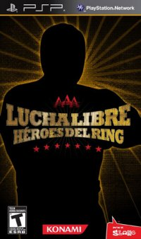 Lucha Libre AAA Heroes del Ring PSP