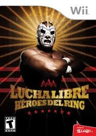 Lucha Libre AAA Heroes del Ring Wii