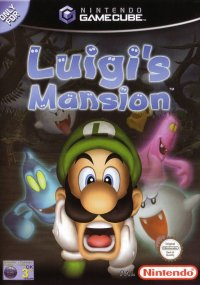 Luigi's Mansion GameCube