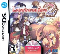 Luminous Arc 2 Nintendo DS