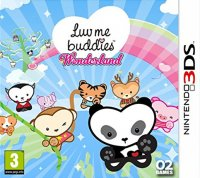 Luv Me Buddies Wonderland Nintendo 3DS