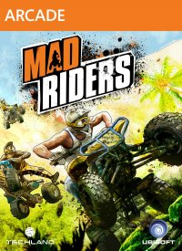 Mad Riders Xbox 360