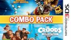 Madagascar 3 & The Croods: Combo Pack