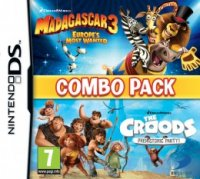 Madagascar 3 & The Croods: Combo Pack Nintendo DS