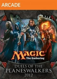 Magic 2012: The Gathering - Duels of the Planeswalkers Xbox 360