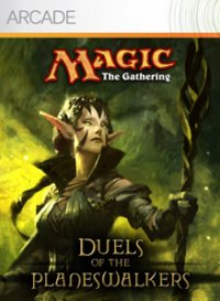 Magic: The Gathering - Duels of the Planeswalkers Xbox 360
