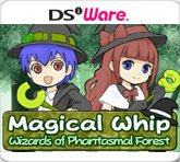Magical Whip: Wizars of the Phantasmal Forest Nintendo DS