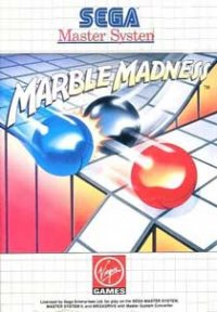 Marble Madness Master System