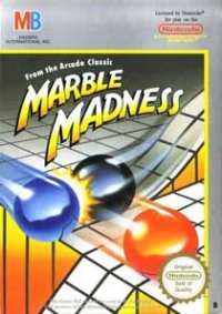 Marble Madness NES