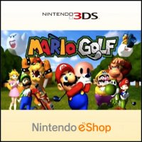 Mario Golf Nintendo 3DS