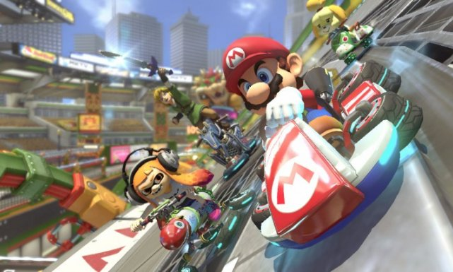Análisis Mario Kart 8 Deluxe (Switch)