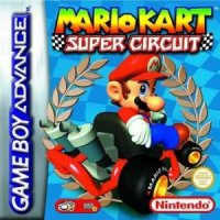 Mario Kart: Super Circuit Game Boy Advance