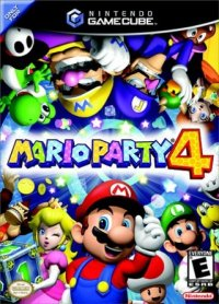 Mario Party 4 GameCube
