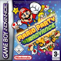 Mario Party Advance Game Boy Advance