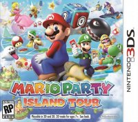 Mario Party: Island Tour Nintendo 3DS