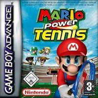 Mario Power Tennis Game Boy Advance