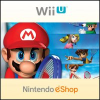 Mario Power Tennis Wii U