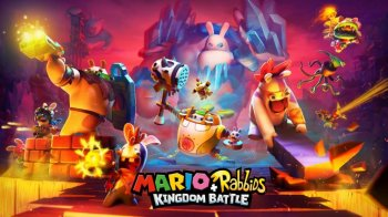 Mario + Rabbids Kingdom Battle, para Nintendo Switch: Rabbid Luigi presenta sus habilidades
