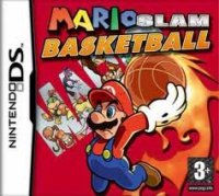 Mario Slam Basketball Nintendo DS