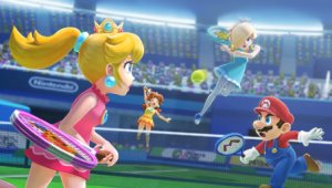 Camelot se hará cargo de la parte de golf y tennis en Mario Sports Superstars