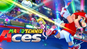 Torneo Mario Tennis Aces en Madrid Games Week 2018 ¡Ven y apúntate!