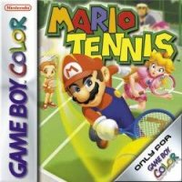 Mario Tennis Game Boy Color