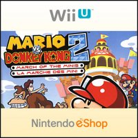 Mario vs. Donkey Kong 2: March of the Minis Wii U