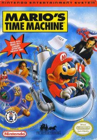 Mario's Time Machine NES