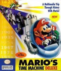 Mario's Time Machine PC