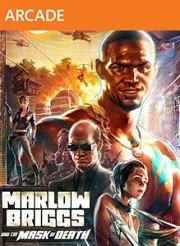 Marlow Briggs and the Mask of Death Xbox 360