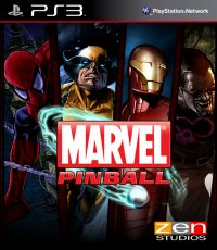 Marvel Pinball PS3