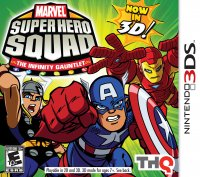 Marvel Super Hero Squad: The Infinity Gauntlet Nintendo 3DS