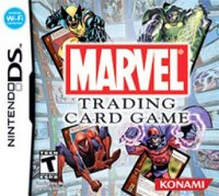 Marvel Trading Card Game Nintendo DS