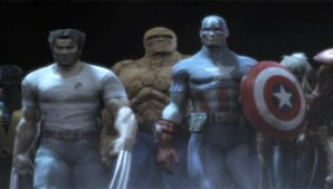 Marvel: Ultimate Alliance 2 en el 2009