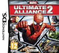Marvel Ultimate Alliance 2 Nintendo DS