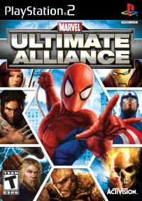 Marvel Ultimate Alliance 2 Playstation 2