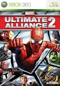 Marvel Ultimate Alliance 2 Xbox 360