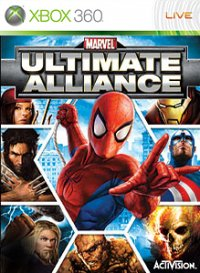 Marvel Ultimate Alliance Xbox 360