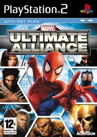 Marvel Ultimate Alliance Playstation 2