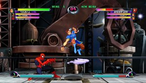 Los inconvenientes de la demo de Marvel vs Capcom 2
