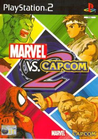 Marvel Vs Capcom 2 Playstation 2