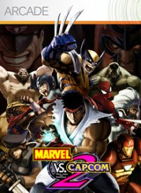 Marvel Vs Capcom 2 Xbox 360