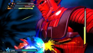 Galactus será jugable en Ultimate Marvel Vs Capcom 3